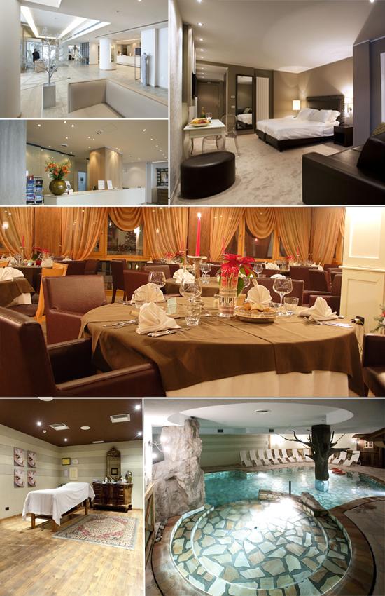 אודות המלון - Grand Hotel Paradiso ****Deluxe