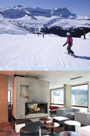 אודות המלון - Club hotel LE FLAINE holiday village***